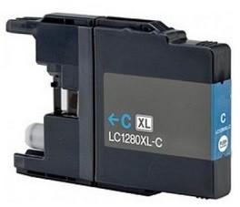 Kompatibilní inkoust s Brother LC-1280C modrý