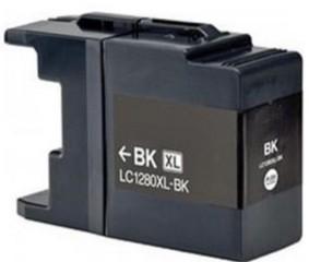 Kompatibilní inkoust s Brother LC-1280BK černý