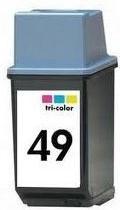 Kompatibilní inkoust s HP 51649AE (HP49) barevný