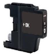 Kompatibilní inkoust s Brother LC-1240BK černý