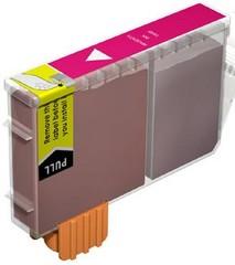 Kompatibilní inkoust s Canon BCI-6M červený