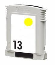 Kompatibilní inkoust s HP C4817A (HP13) žlutý