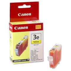 Originální inkoust Canon BCI-3eY žlutý