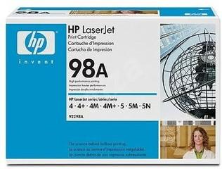 Originální toner HP 92298A (98A)