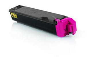 Kompatibilní toner s Kyocera TK-520M červený