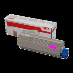 Originální toner OKI 42804538 červený XL