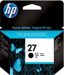 Originální inkoust HP C8727AE (HP27) černý