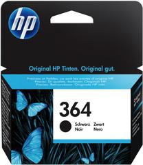 Originální inkoust HP CB316EE (HP364) černý