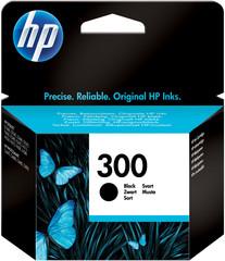 Originální inkoust HP CC640EE (HP300) černý