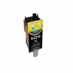 Kompatibilní inkoust se Samsung S-C210 barevný