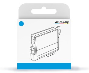 Kompatibilní inkoust s Canon PGI-1500XL C modrý