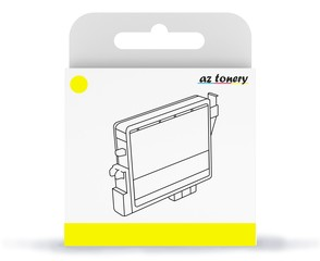 Kompatibilní inkoust s Canon CLI-581XXLY žlutý